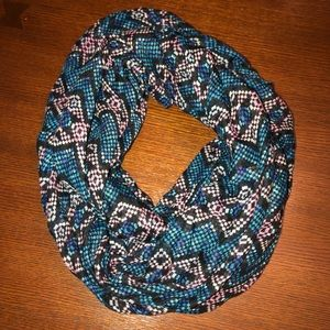 Charlotte Russe Wrap Around Infinity Scarf